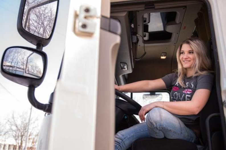 upoznavanje vozača kamiona