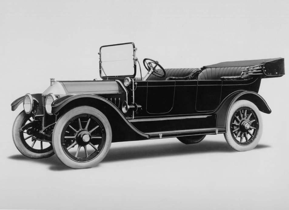 Резултат с изображение за първият автомобил с марка Кадилак.