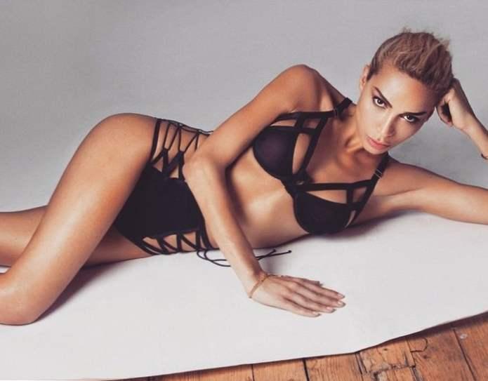 Kolumbijské nahé modely