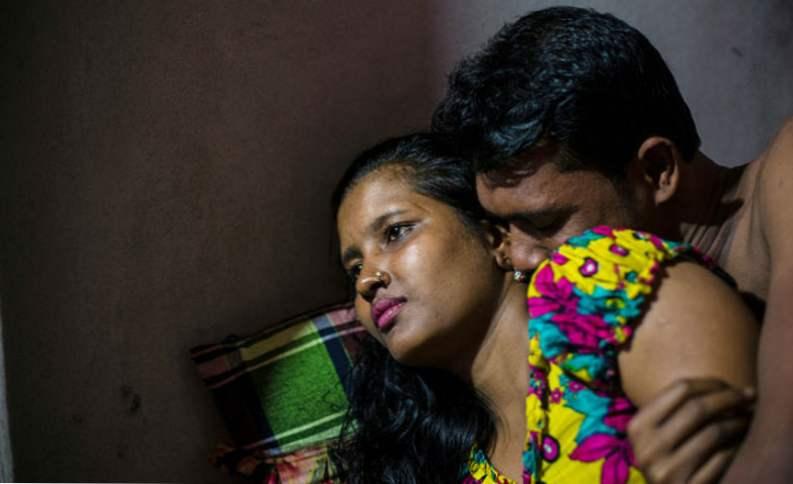 Azijski seks nude fotografija
