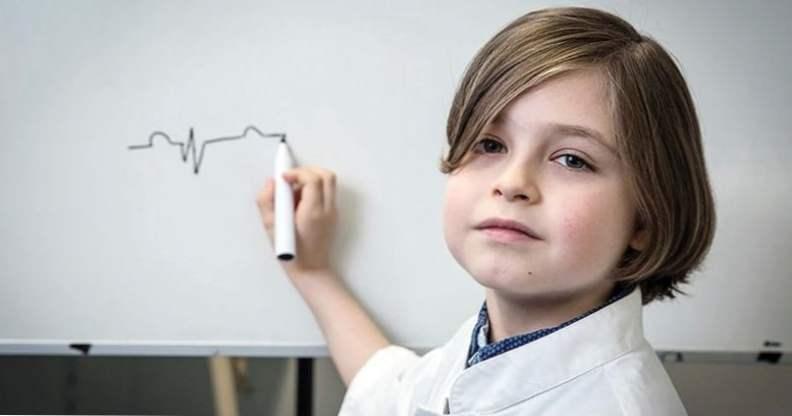 Mladi genije 8-godišnji dječak iz Belgije ide na sveučilište / djeca |  Korisni savjeti i zanimljive informacije o bilo kojoj temi.