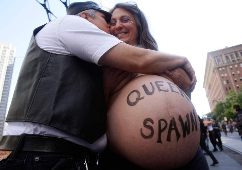 slike trudnih lezbijskih seksa