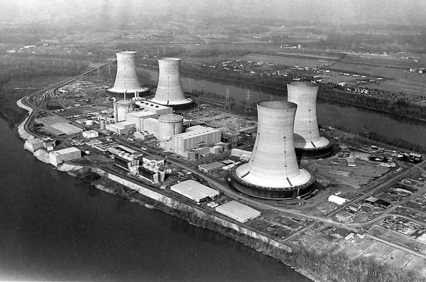 Три миля остров - най-големият инцидент в атомните електроцентрали ...