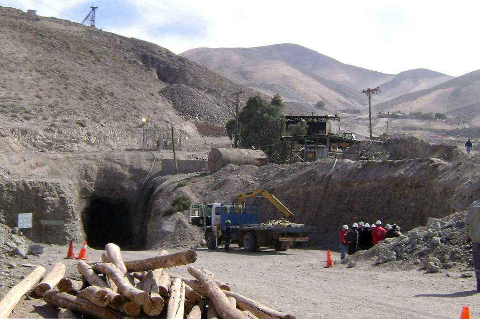Чилийски миньори / света | Полезни съвети и интересна информация ...