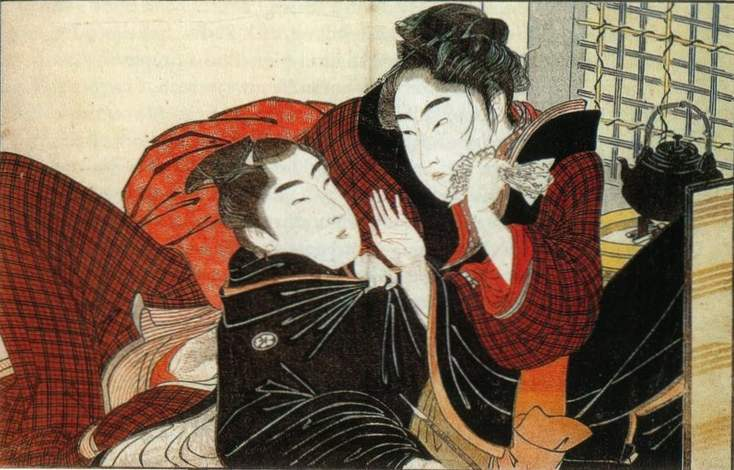 seks japanski klasik